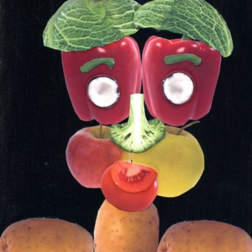 "Arcimboldo ""Fruit Face"""
