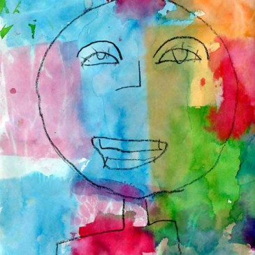 Paul Klee Portrait