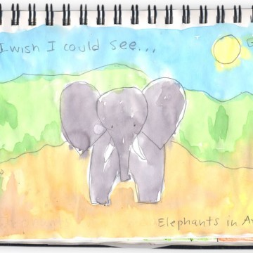 Elephant Journal Page