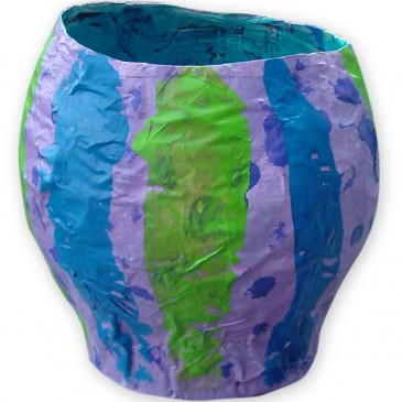 Paper Mache Bowl, Part 2