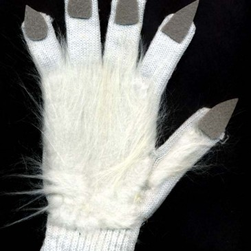 Halloween Monster Gloves