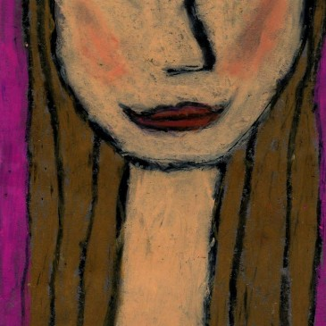 Another Modigliani Portrait