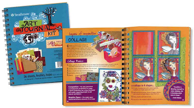 36 Strathmore Art Journal Kits Giveaway!