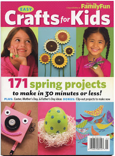 """Crafts for Kids"" Giveaway Winner is…"