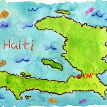 Haiti Map Project
