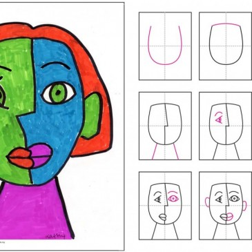 Another Cubism Face