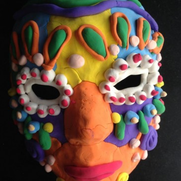 Another Model Magic Mask