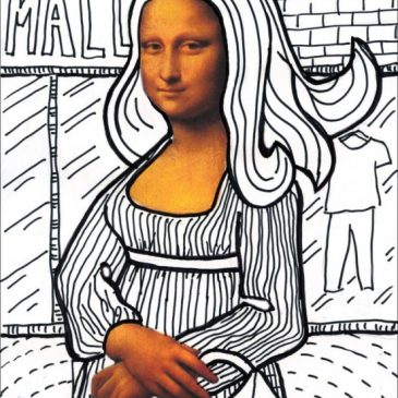 Fun with Mona Lisa