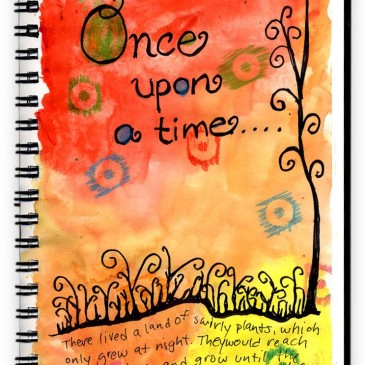 """Once Upon a Time"" Art"