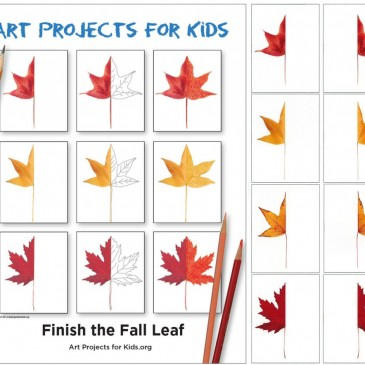 Finish the Fall Leaf Book $5