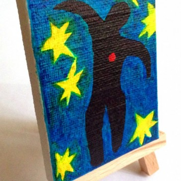 Mini Matisse Painting