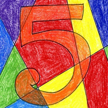 Abstract Numbers by DeMuth