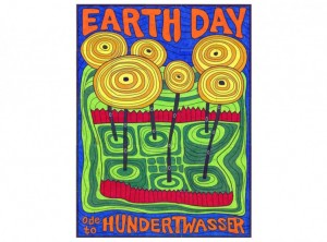 Earth Day Hundertwasser