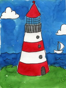 Lighthouse+Watercolor-777x1024