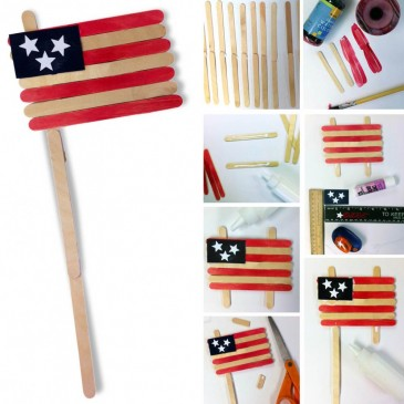 Folk Art Flags