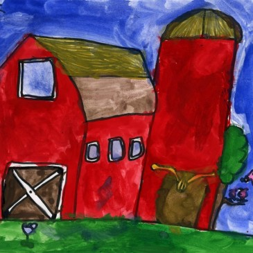 Kieran's Red Barn