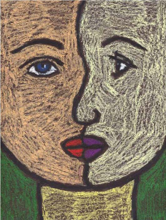 Cubism Portrait Art Projects For Kids