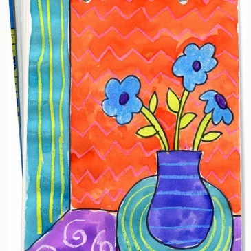 Matisse Art Journal Page