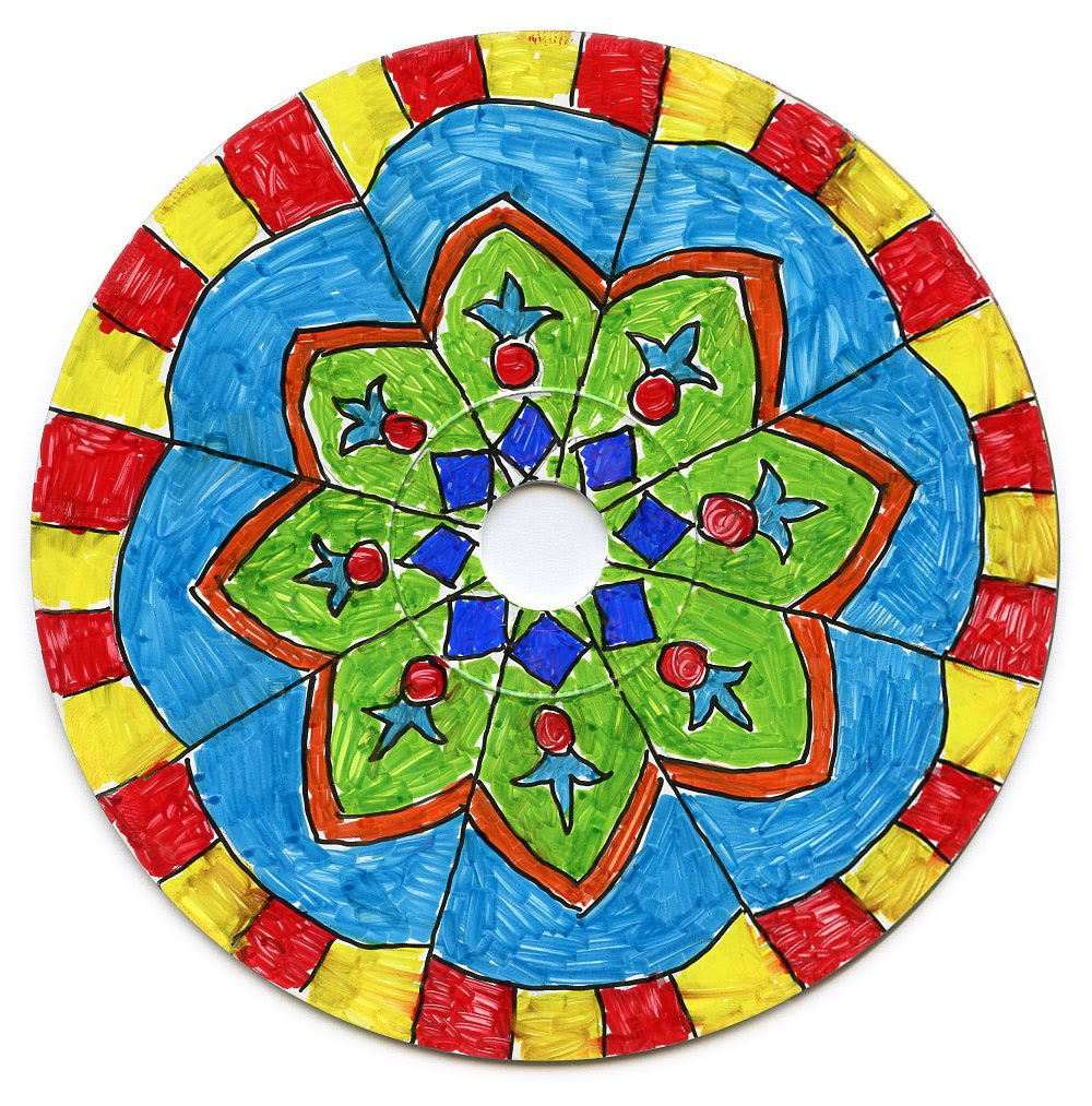 Symmetrical Patterns For Kids The Image