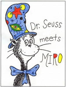 Dr. Suess Hat Template