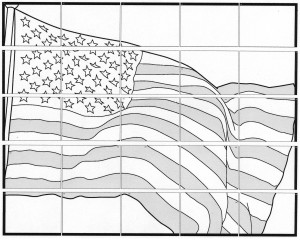 Flag 25 pg diagram