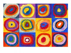 Kandinsky Circles collaborative art project