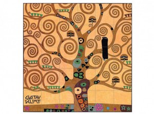Klimt Tree of Life