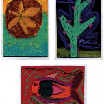 Art Trading Cards