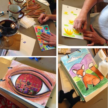 2nd Annual Art Retreat Approaches