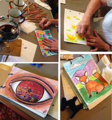 2nd Annual Art Retreat Approaches, July 9–12