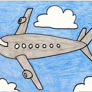 Draw an Airplane