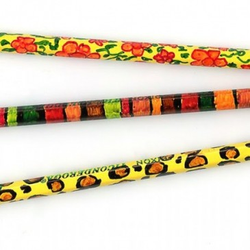 Back to School Decorated Pencils