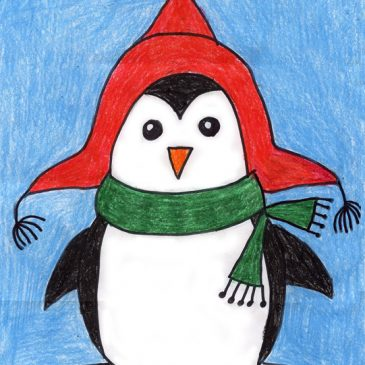 Draw a Penguin