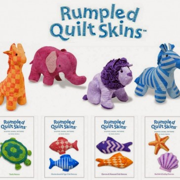 My New Rumpled Quilt Skins Website