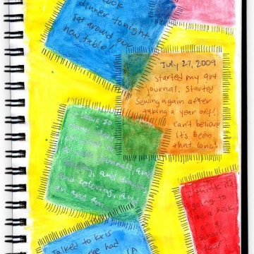 Journaling Watercolor Blocks