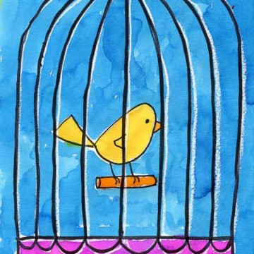 Bird in a Cage Tutorial