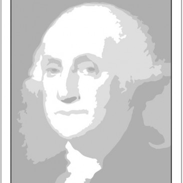 George Washington, Pop Art Style