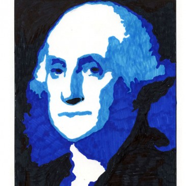 George Washington + Pop Art