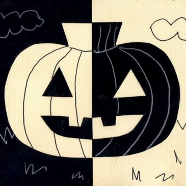 Positive and Negative Pumpkin