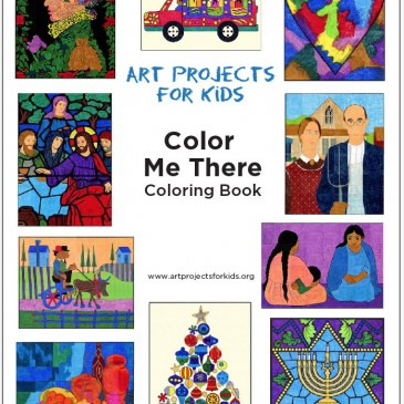"""""""Color Me There"""" Drive"""