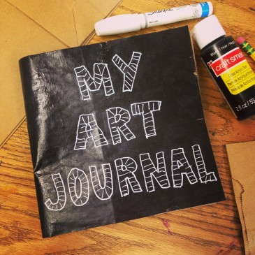 Paper Bag Journal