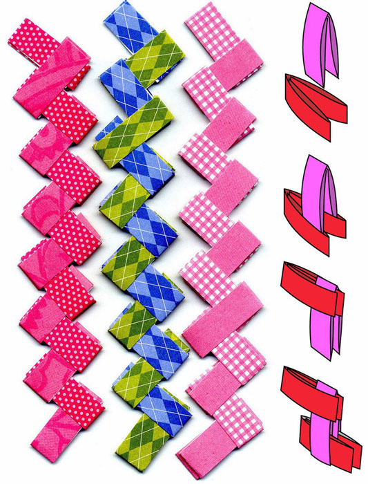 Paper Chains Art Projects For Kids