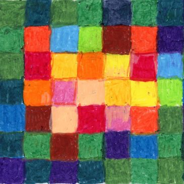 Color Study, Paul Klee Style