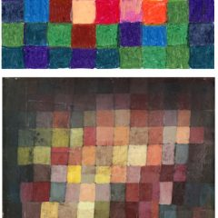 Klee Color Study