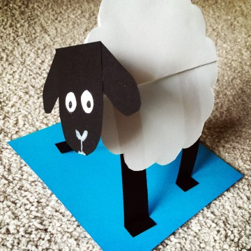 Paper Sheep Preview