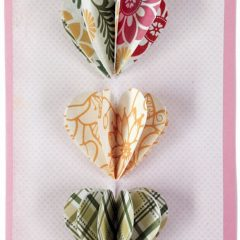 Pop Out Valentine Card