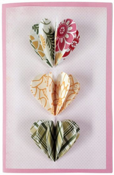 Pop Out Valentine Cards