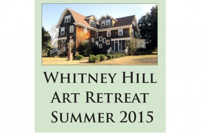 Whitney Hill Art Retreat 2015