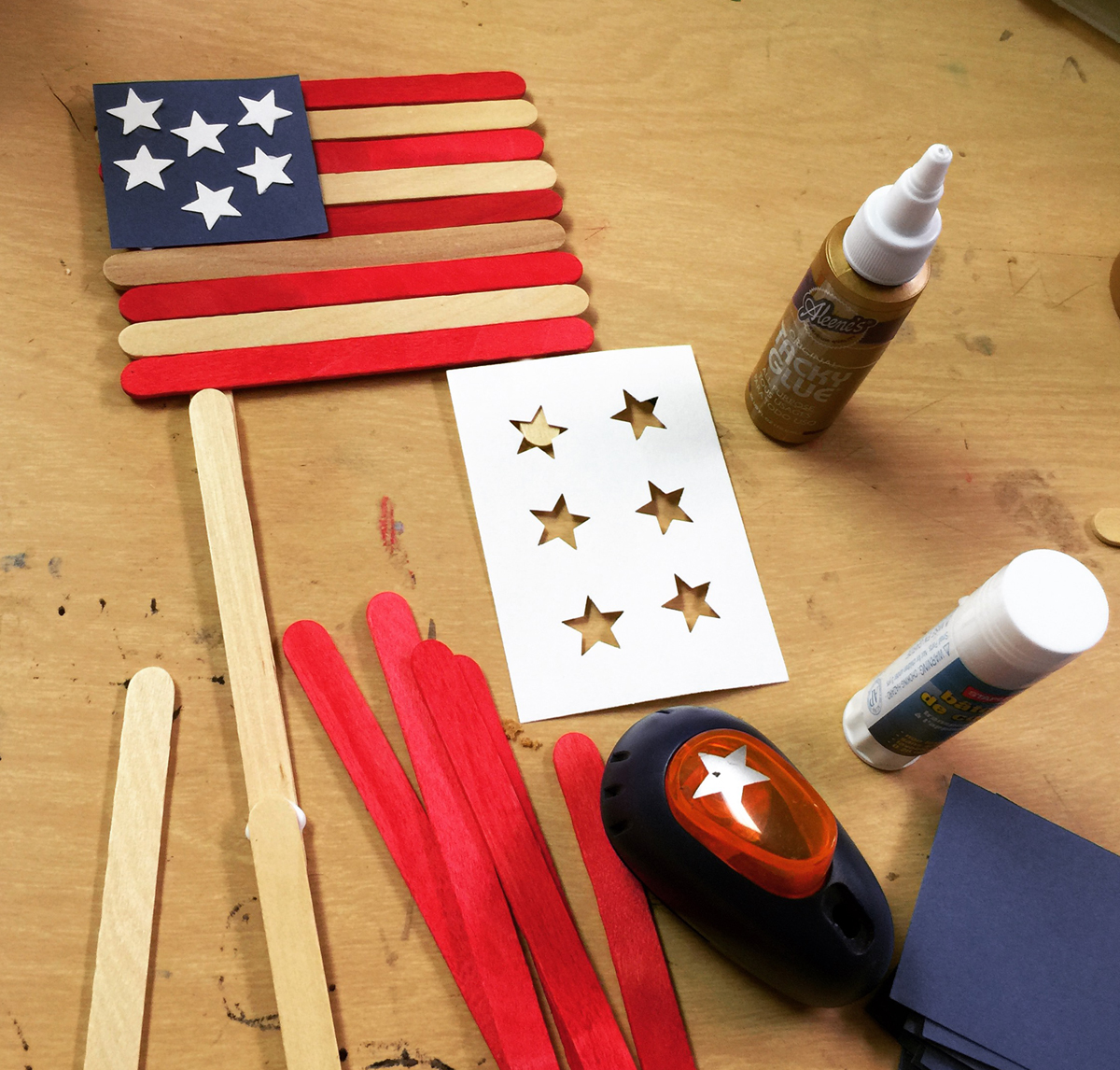 Art projects for kids with popsicle sticks for Popsicle art projects