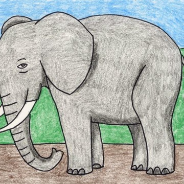 Draw an Elephant Preview